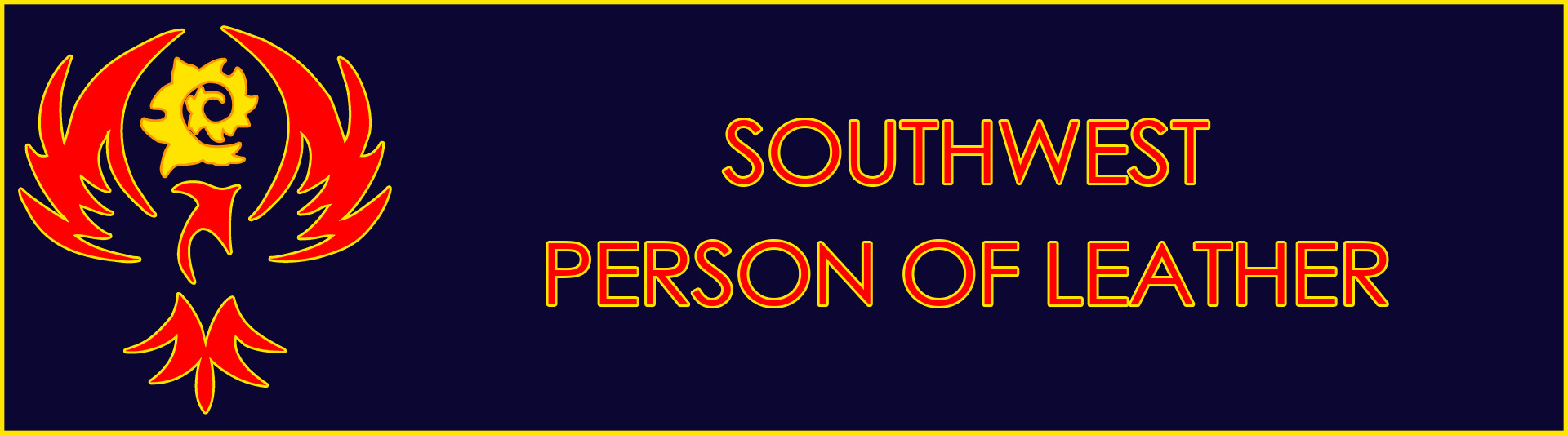 Southwest Person of Leather - a partner with Southwest Leather Conference - see us at Heatwave Arizona 2019 in Tucson, Arizona October 4-6, 2019